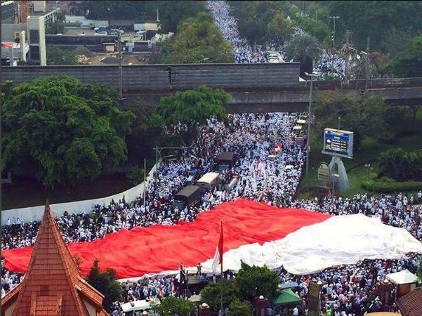Hasil gambar untuk aksi damai 411