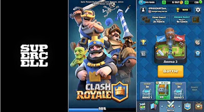 Loading Stuck 50% Clash Royale
