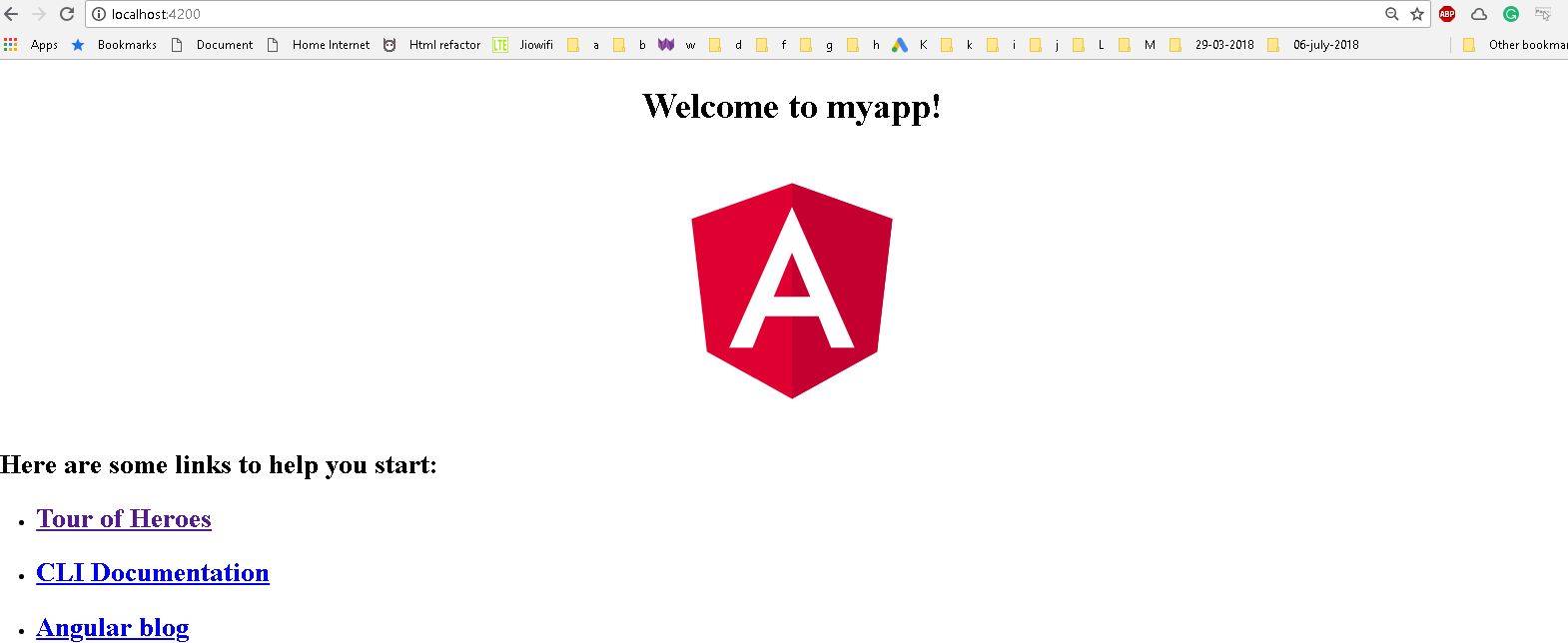 Primeng with Angular 6 example from scratch with tutorials