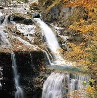 Cascada de Arripas en el Parque Nacional de Ordesa y Monte Perdido