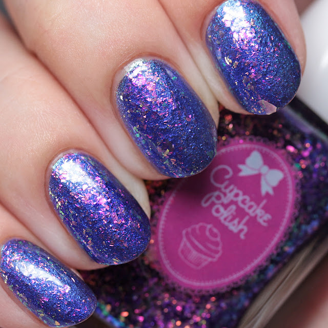 Cupcake Polish Atomic over Fallout