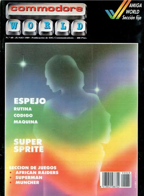 Commodore World #60 (60)
