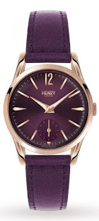 Henry London HL30-US-0076 Ladies Hampstead Purple