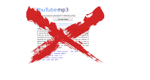 The World's Largest YouTube-to-MP3 Converter Is Getting Shut Down
