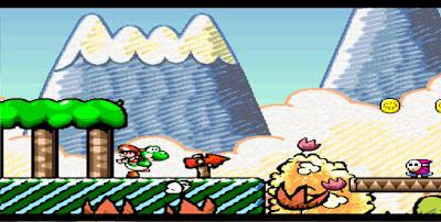 Super Mario World 2: Yoshi's Island [Español] - Captura 2