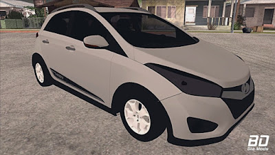 Download Mod carro Hyundai HB20X para GTA San Andreas , Jogo GTA SA PC
