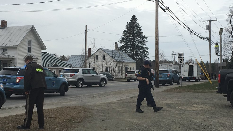 Somerset County Maine sheriff's deputy shot and killed