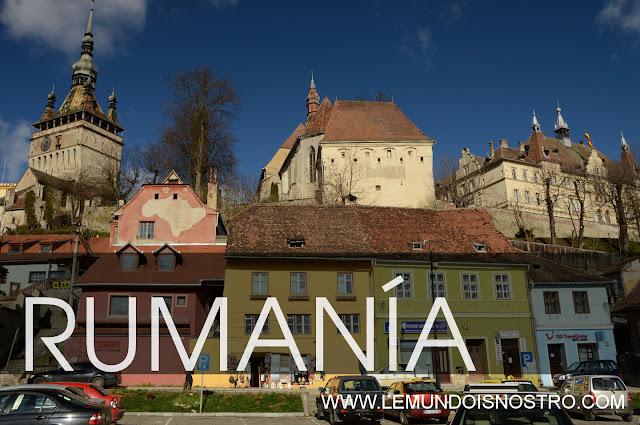 Guía de viaje a Rumanía