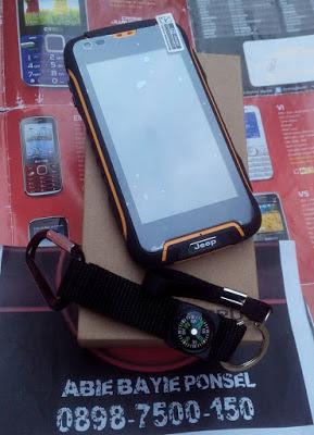 SMARTPHONE WATERPROOF TERBARU DARI JEEP - JEEP F6 ( Tampil dengan body  lebih slim dan layar lebih lebar ) 988ea9465b