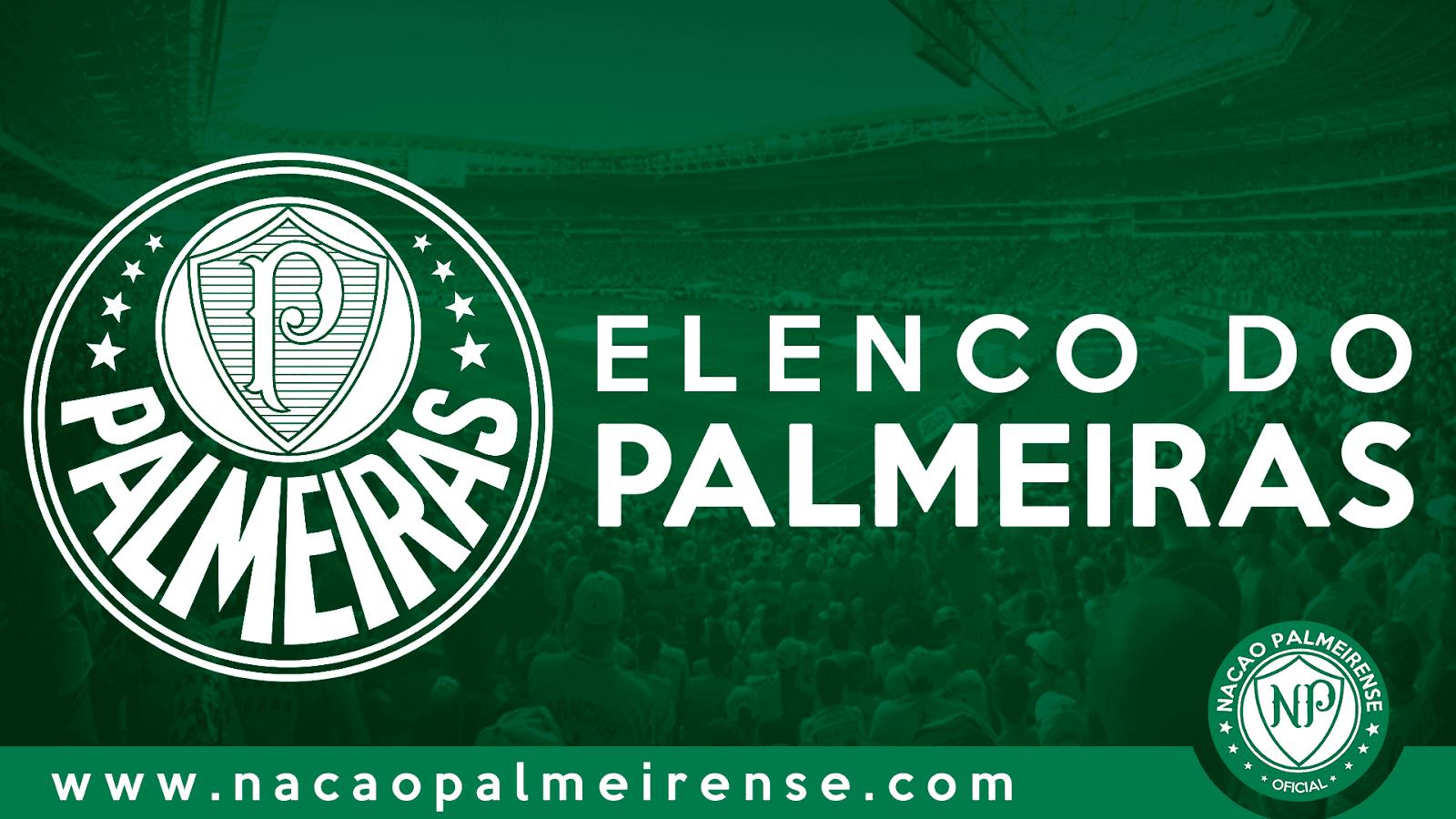 Elenco Palmeiras 2019