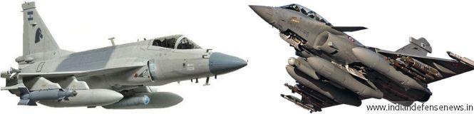 JF-17 Block 3 vs Rafale