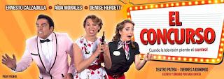 """EL CONCURSO """"Cuando la televisión pierde el control"""""""