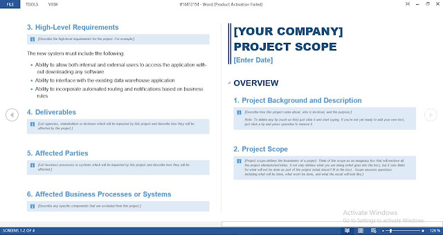 Project scope report template engineering management this project scope template includes instructions for what to include in your project scope document as well as tips on how to use word cheaphphosting Image collections