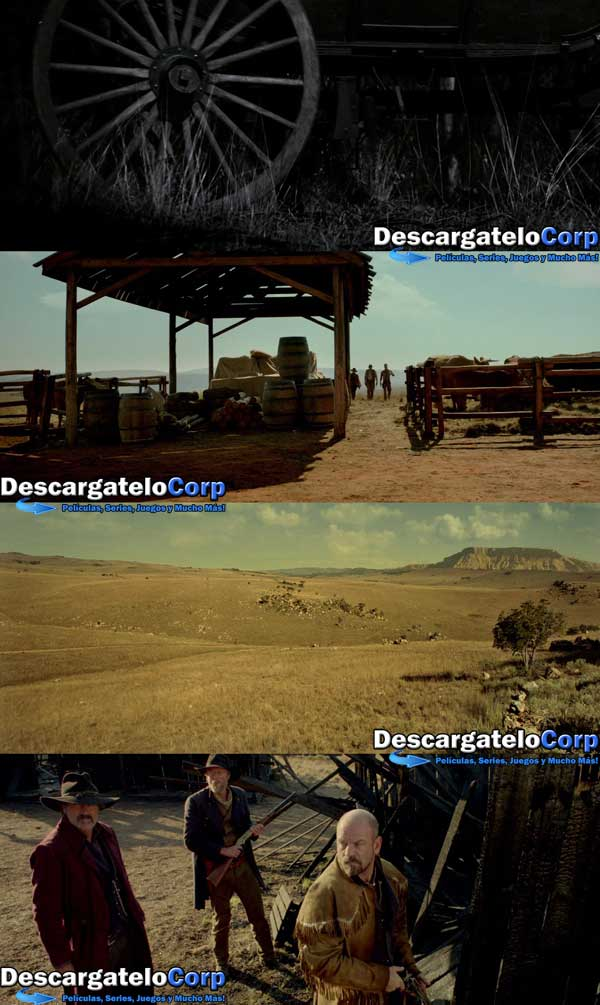 The Salvation HD 720p Latino