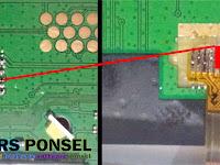 Cara Atasi LCD Nokia 105 TA-1034 Blank Putih