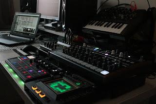 Valentin Rialland: les samples en musique