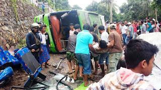 Kecelakaan Bus Malimbu, Polres Sudah Tetapkan Tersangka