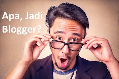 12 Alasan Mengapa Anda Harus Mulai Jadi Blogger