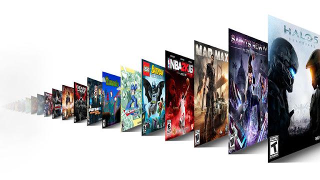 Xbox Game Pass, el servicio de videojuegos estilo Netflix de Microsoft