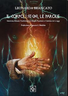 """Leonarda Brancato, """"Il corpo, i segni, le parole"""" (Ed. Thule)"""