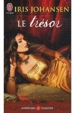 http://lachroniquedespassions.blogspot.fr/2014/07/le-tresor-iris-johansen.html