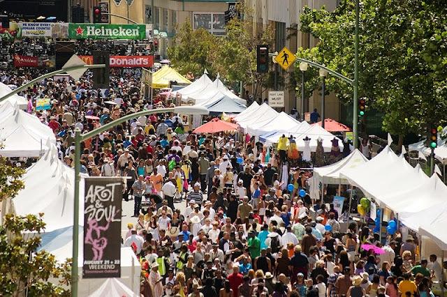 Festivais em Oakland