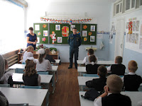 Детям о действиях в чрезвычайной ситуации