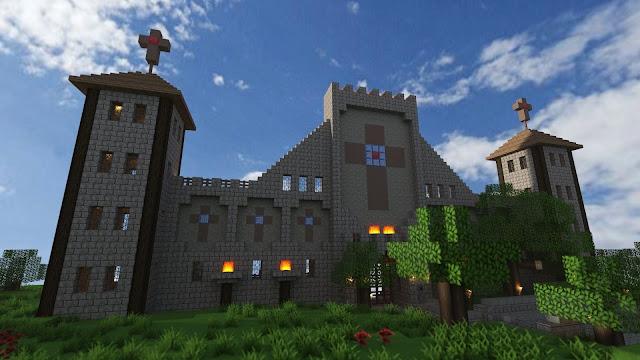 construccion de un castillo