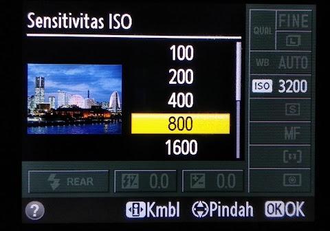 Trik Agar Hasil Foto Nikon D3200 Cerah Dan Jelas