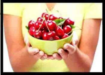 benefits of fresh cherries