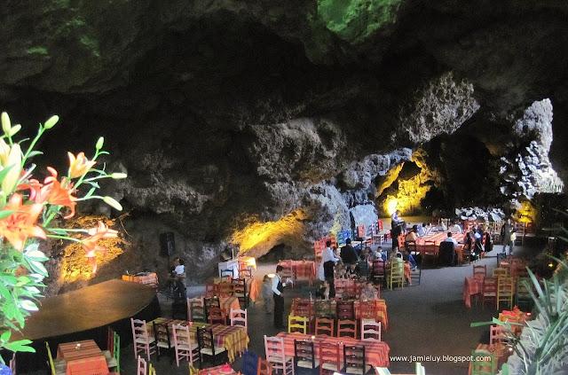 La Gruta Restaurant, Teotihuacan, Mexico