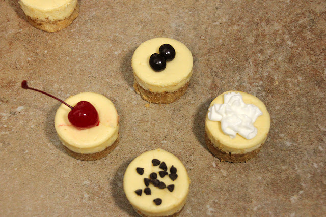 Mini-Cheesecakes