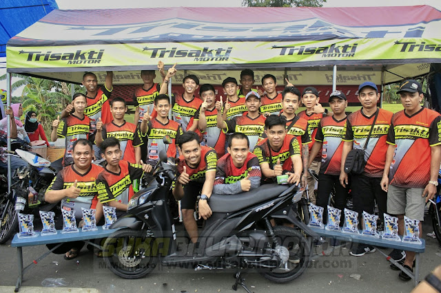 YIR516 Auto Speed - DRAGBIKE TAKALAR 2018 : TIM TRISAKTI MOTOR Borong Piala dan Juara Umum