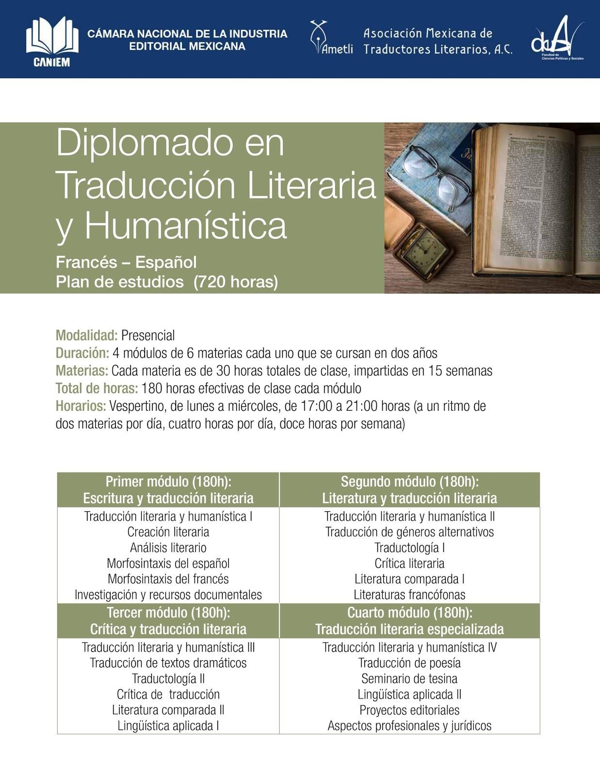 círculo de traductores: octubre 2017