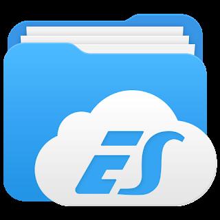 imagem do ícone do es file explorer file manager