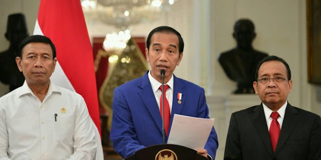 Pidato-pidato Jokowi yang Membuat Lawan 'Kejang-kejang'