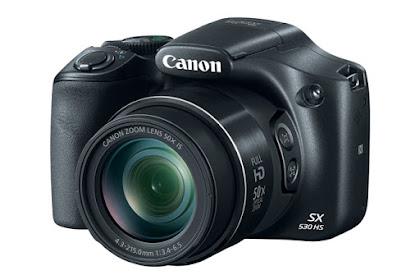 Canon PowerShot SX530 HS Driver Download Windows, Mac