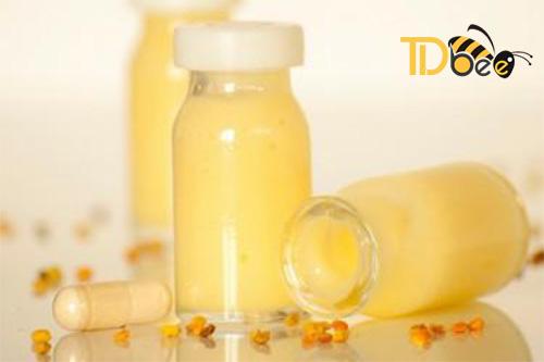 sữa ong chúa bị hư hỏng