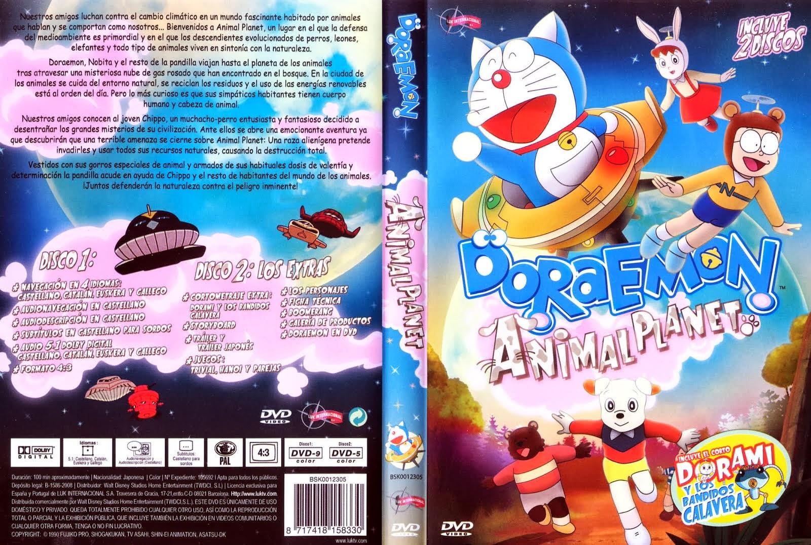 doraemon the movie nobita