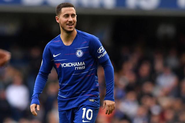 Real đạt được thỏa thuận với Hazard