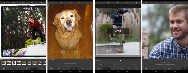 Adobe Photoshop Express Premium v2.3.464 APK