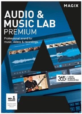 Magix Audio & Music Lab 2017 Premium + Ativação
