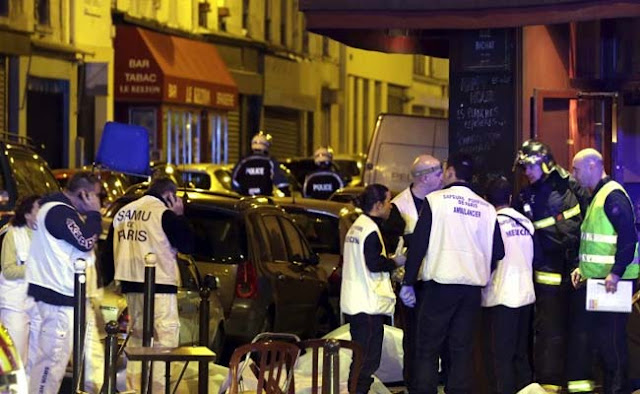 DEVELOPING STORY | Paris Attacked by Islamic Terrorists, 150+ Killed