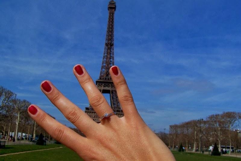 Paryż 2010, 2008 i jednodniówka w Etretat