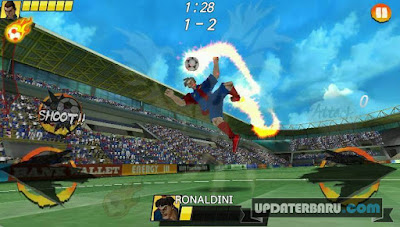 Download Football King Rush Apk Mod