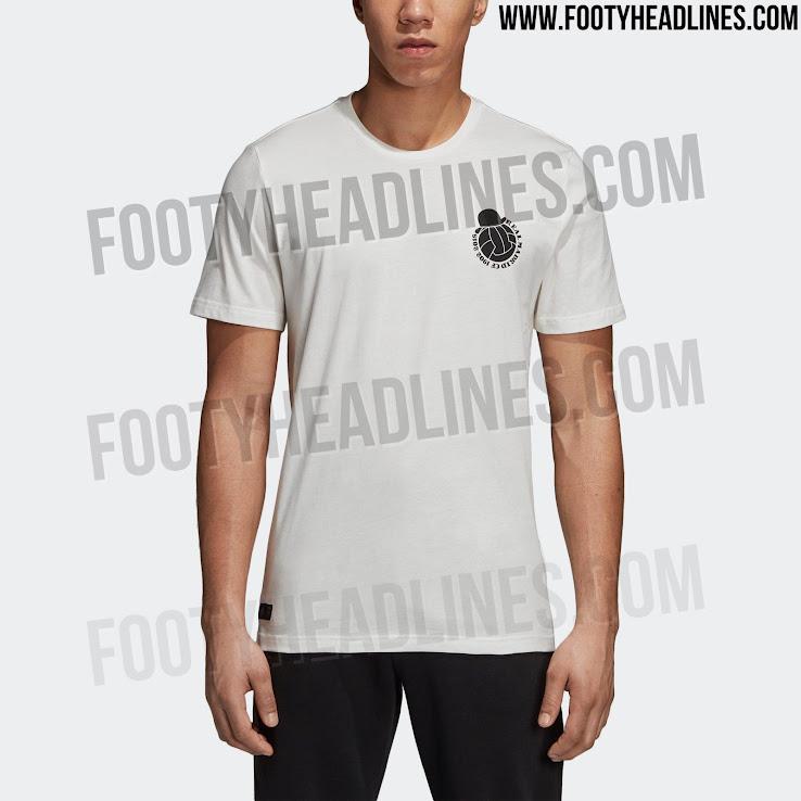 bebb94eaf0a Unique Adidas Real Madrid 18-19 Shirt Leaked - Footy Headlines