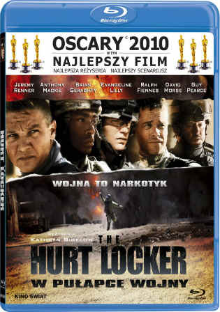 The Hurt Locker 2008 BluRay 400MB Hindi Dual Audio 480p Watch Online Full Movie Download bolly4u