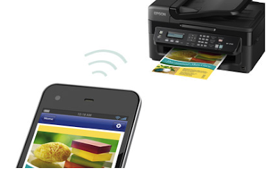 Epson WorkForce WF-2530 printer