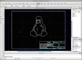Alternatives as AutoCAD on Linux system