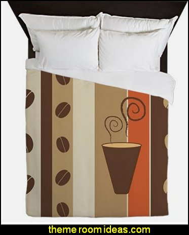 Coffee Queen Duvet